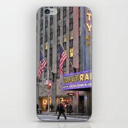 Radio City Music Hall, NYC iPhone Skin