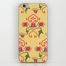 Summer blossom iPhone & iPod Skin