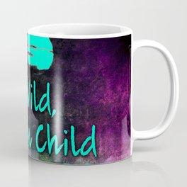 441 9 Stay Wild Moon Child Coffee Mug