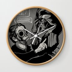Are you my Mummy? Wall Clock