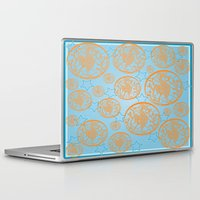 marine Laptop & iPad Skins featuring marine by Maritserg