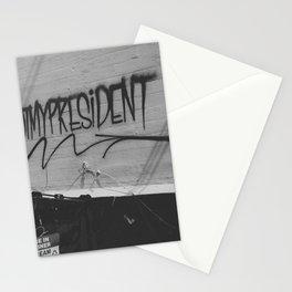 #notmypresident Stationery Cards