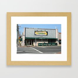 Boudreaux's Louisiana Kitchen Framed Art Print