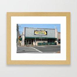 Boudreaux's Louisiana Kitchen Framed Art Print