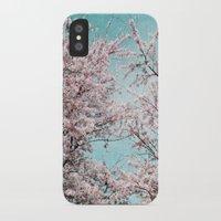 sakura iPhone & iPod Cases featuring Sakura by Iris Lehnhardt - Photography