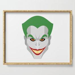 Joker Serving Tray