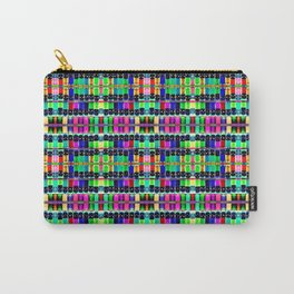 Many Faces of Addiction Carry-All Pouch
