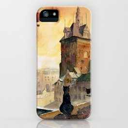 Tomcats from Gdańsk iPhone Case