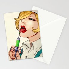 Poison Nurse Stationery Cards