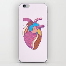Sweet Heart iPhone Skin