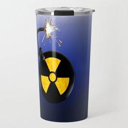 Atomic bomb Travel Mug