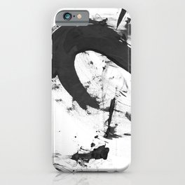 b+w strokes 6 iPhone Case