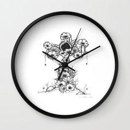 Flicka Wall Clock