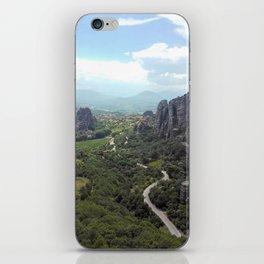 Magnificent Meteora iPhone Skin