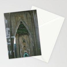 St. John's Heart Stationery Cards