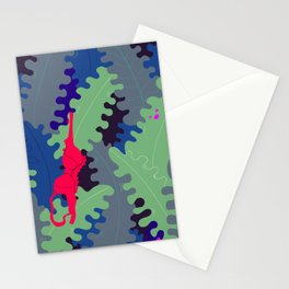 Late night activities Stationery Cards