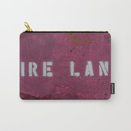 Fire Lane Carry-All Pouch