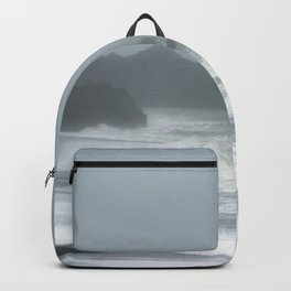 Pacific Northwest Beach Storm Backpack