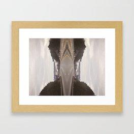 The Fast Lane 4 Framed Art Print