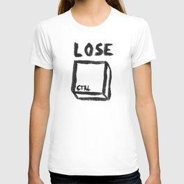 LOSE CTRL. T-shirt