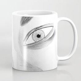 A Lack of Expression Coffee Mug