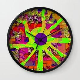 Estrella Wall Clock