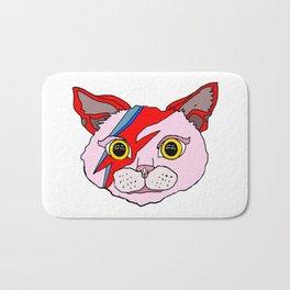 Heroes Cat Head Bath Mat