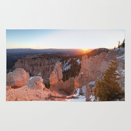 Bryce Canyon Sunrise Rug