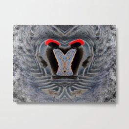 Devil Eyes  Metal Print