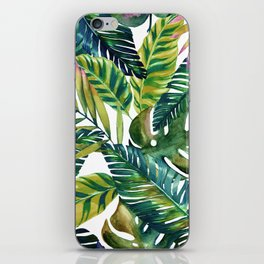 banana life iPhone Skin