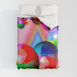 Bowling bowls Comforters