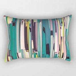 Abstract Composition 640 Rectangular Pillow