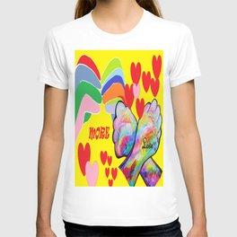 ASL More Love! T-shirt