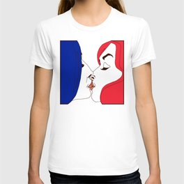 Kiss. French edition T-shirt