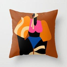GLACÉ Throw Pillow
