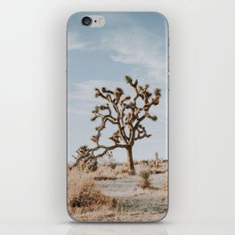 Joshua Tree II / California Desert iPhone Skin