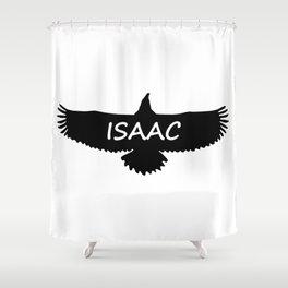 Isaac Eagle Shower Curtain