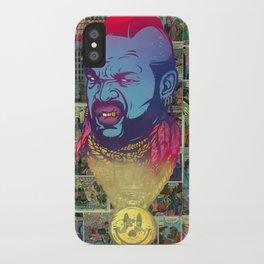 Pity Da Foo iPhone Case