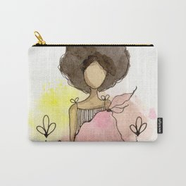 Splotch Girl - Freedom Cut Me Loose Carry-All Pouch