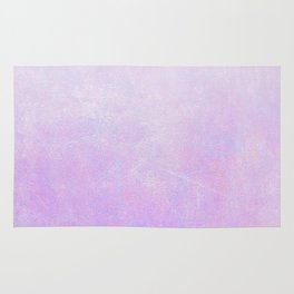 Lilac Ombre Rug