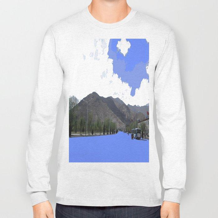 Lots Of Fresh Air Long Sleeve T-shirt