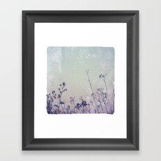 Landscape 1 (blue tones) Framed Art Print