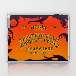 Scary Ouija Board Laptop & iPad Skin