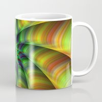 fractal Mugs featuring Fractal by David Zydd