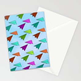 Paper Fliers Stationery Cards