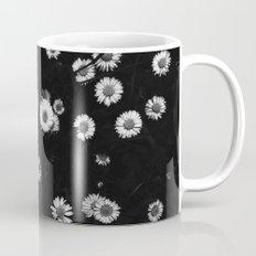 Field of daisies: B&W  Mug
