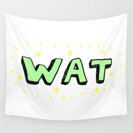 WAT Wall Tapestry