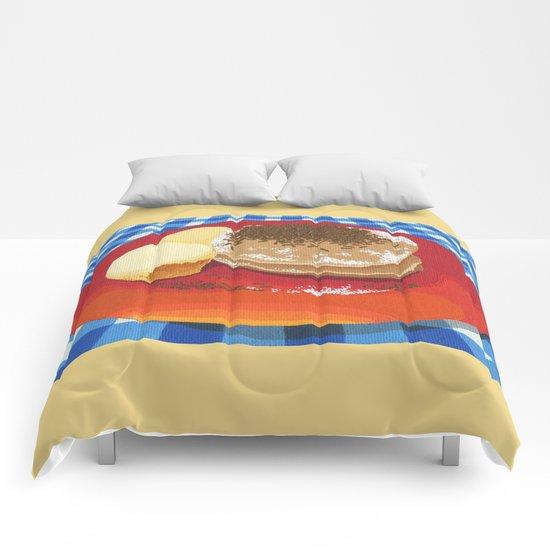 Pancakes Week 15 Comforters