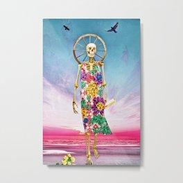 Holy Tripartite Soul - Spiritually Metal Print