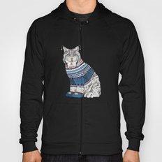 Christmas Lynx // Festive Furries No.1 Hoody